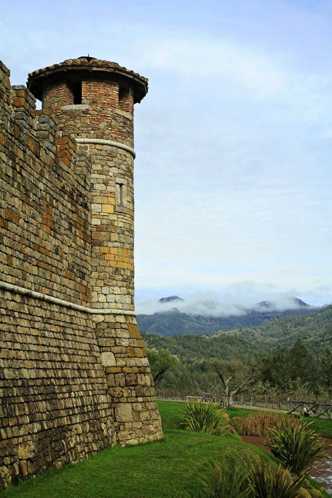A Castle In Napa Valley Whimsy Soul