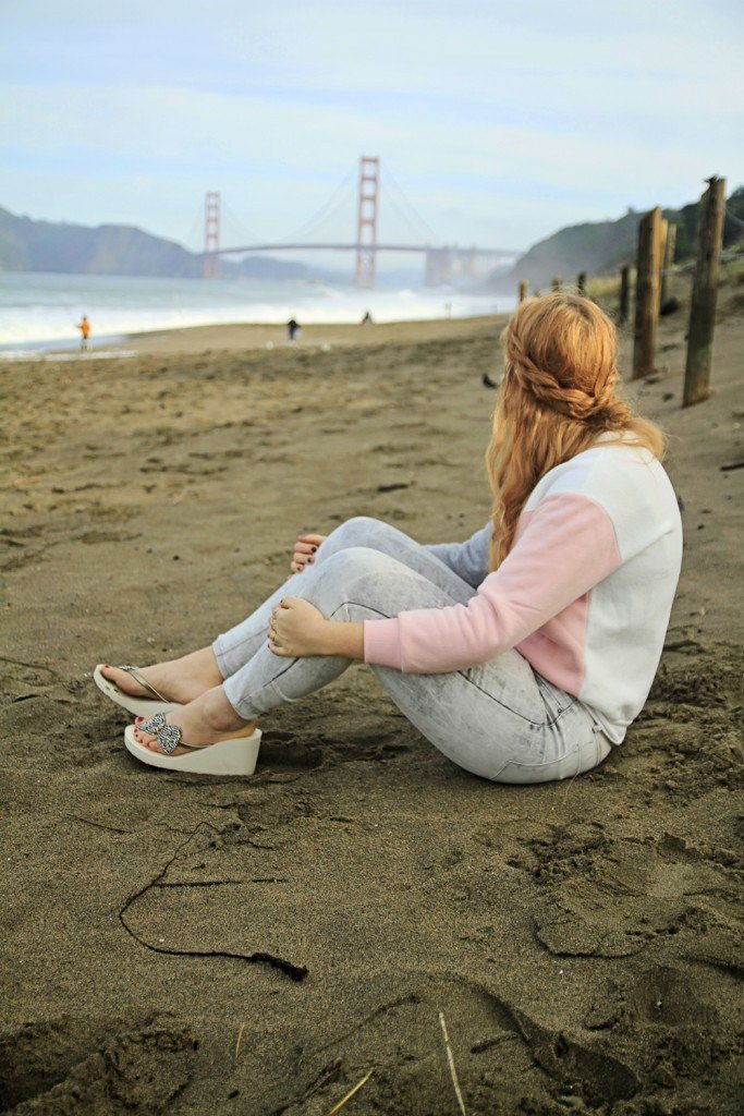 the 5 best beaches in san francisco whimsy soul. Black Bedroom Furniture Sets. Home Design Ideas
