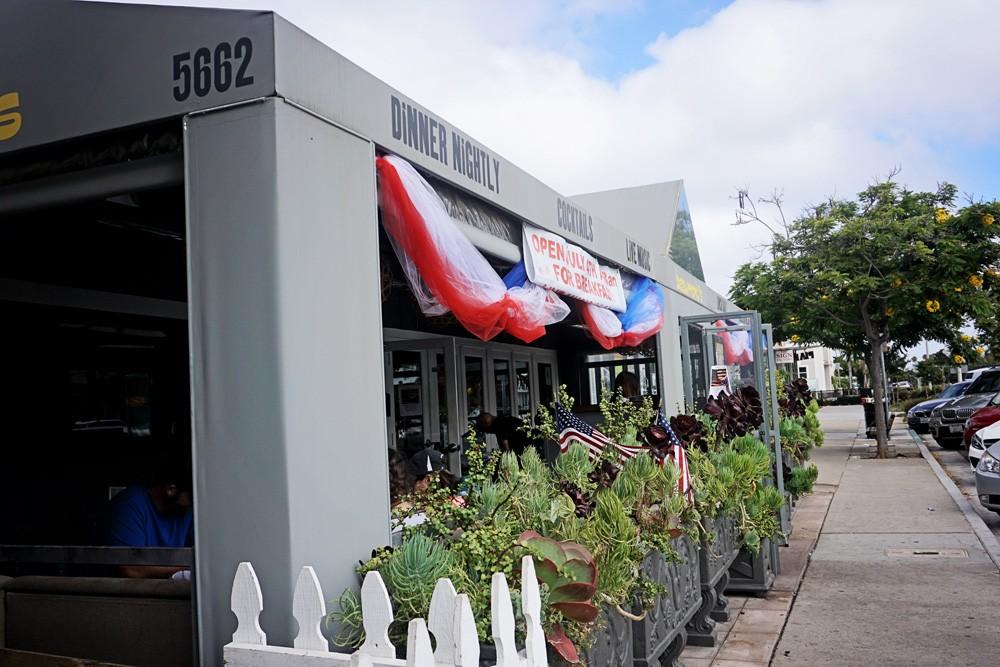 Beaumont's in La Jolla