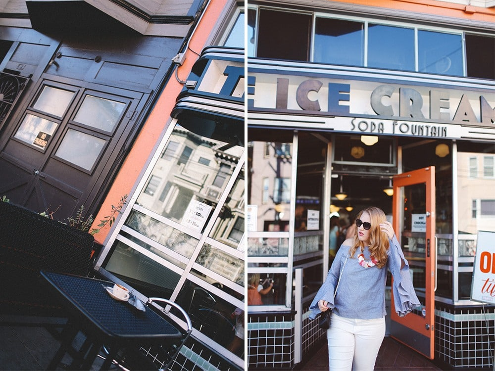 The Ice Cream Bar in San Francisco