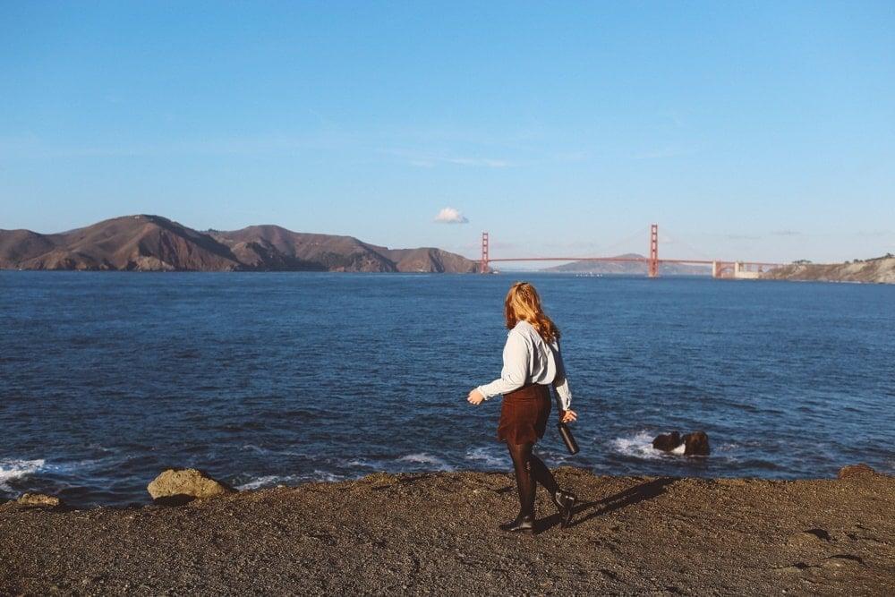 San Francisco Hidden Beach