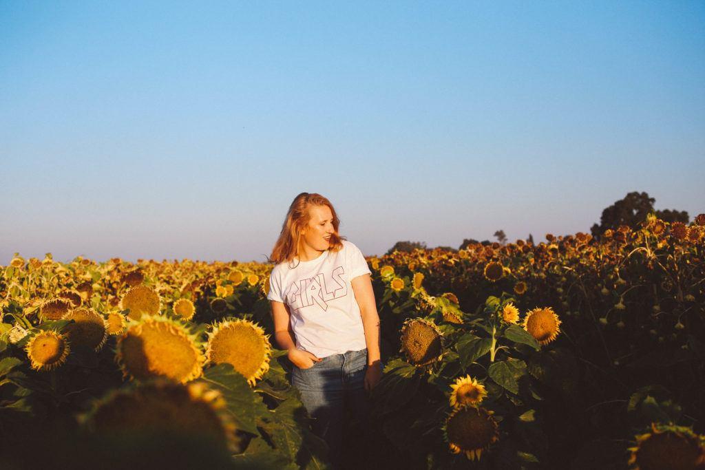 Best Field Of Sunflowers In California