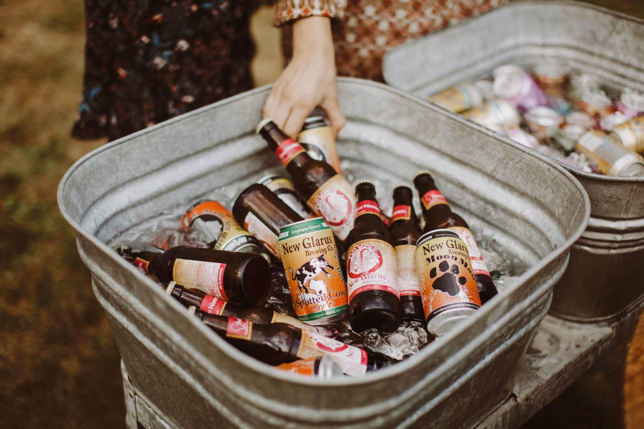 wedding beer wisconsin