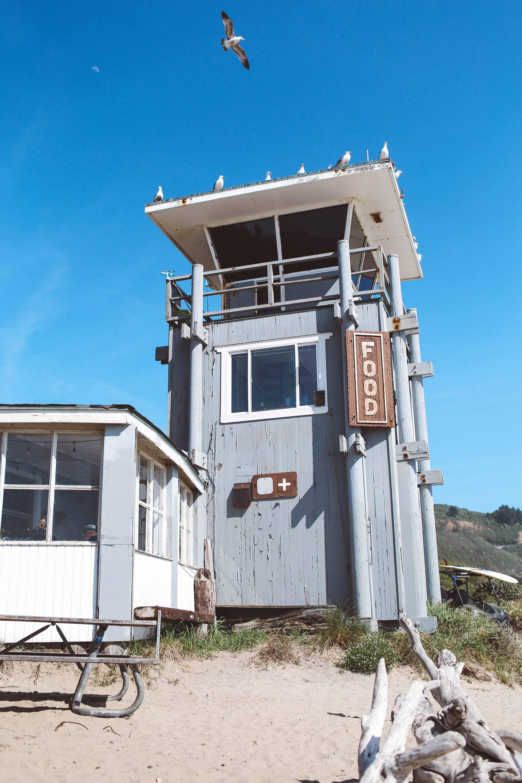 stinson beach siren canteen