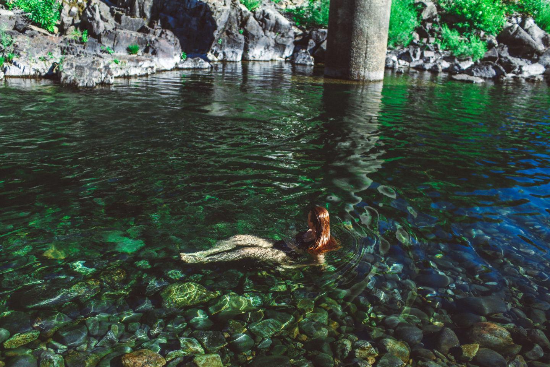 A Magical Swimming Hole Near Sacramento