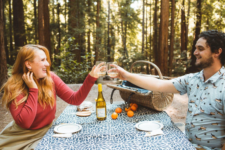 Cupcake Vineyards Wine And Al Fresco Dining In Big Sur