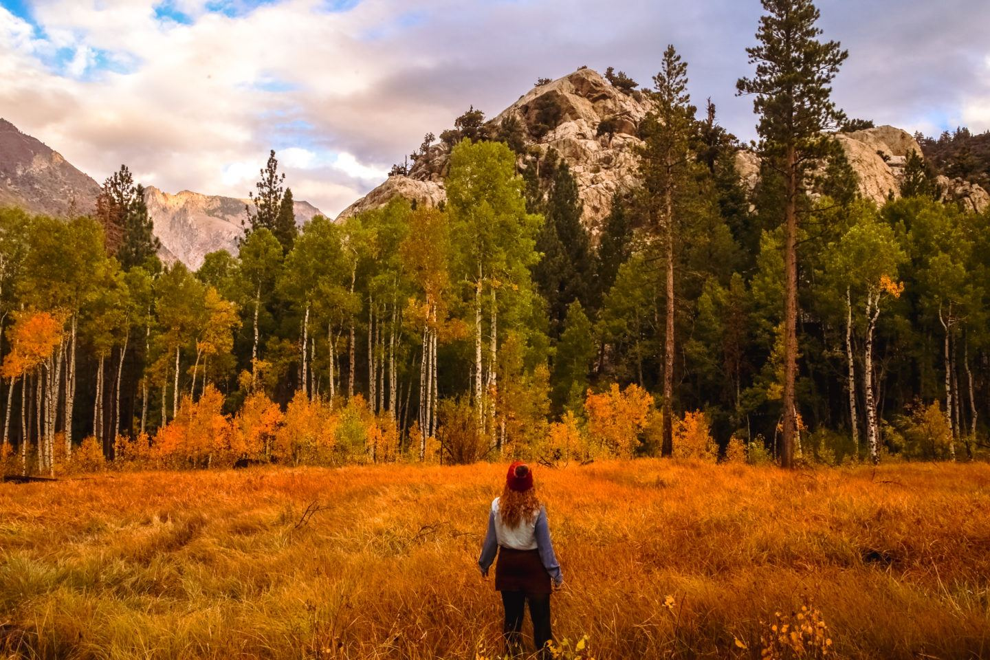 Here's Where To Find The Best Fall Colors In California
