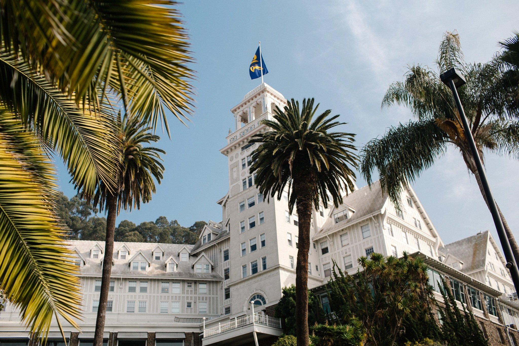 Claremont Hotel A Luxury In Berkeley