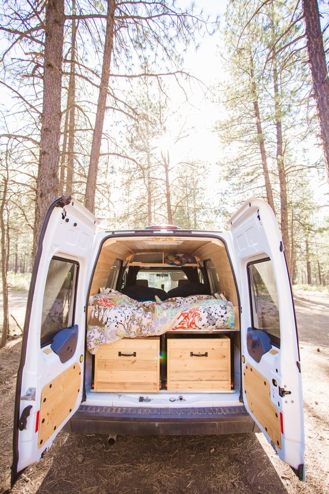 What Nobody Tells You About Van Camping (Good + Bad