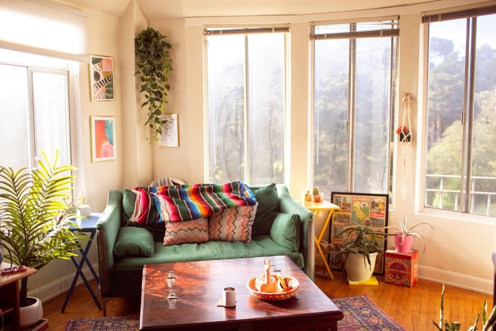 Apartment Tour: Inside My San Francisco Boho Studio Apartment!